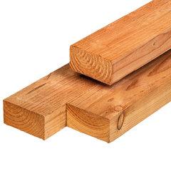 Lariks/douglas timmerhout ongeschaafd