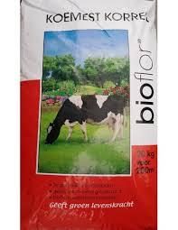 Bioflor Koemestkorrel 5kg