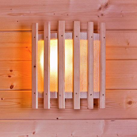 Sauna accessoires Lamp standaard