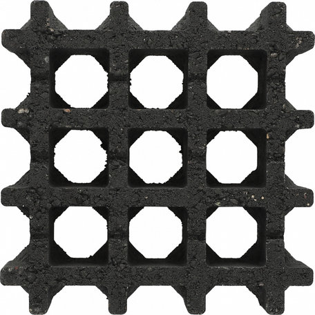 Aqua-draintegel Nero 30x30x8cm