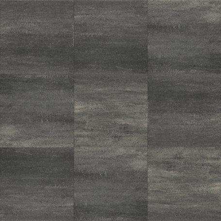 60Plus Soft Comfort 50x50x4cm Grijs/Zwart