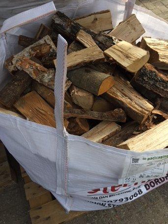 Gemengd openhaardhout BigBag ½m3