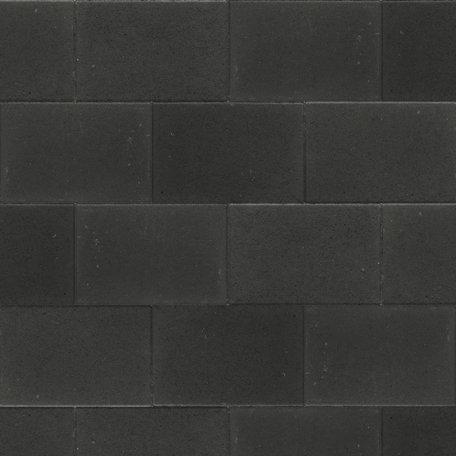 Terrassteen+ 20x30x4cm Nero