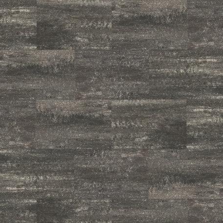 Terrassteen+ 20x30x4cm Grijs/Zwart