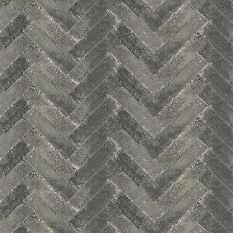 Abbeystones 20x5x7cm Grijs/Zwart