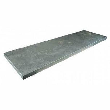 Siam Bluestone vijverrand 100x15x3cm verzoet (6 zijdes verzoet, 8 facetranden)