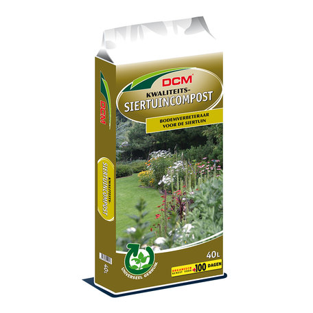 Siertuincompost 40 ltr