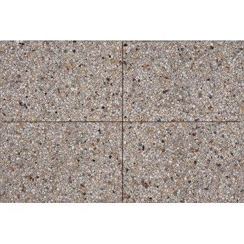 Betontegel 50x50x4cm berggrind 3,25m²