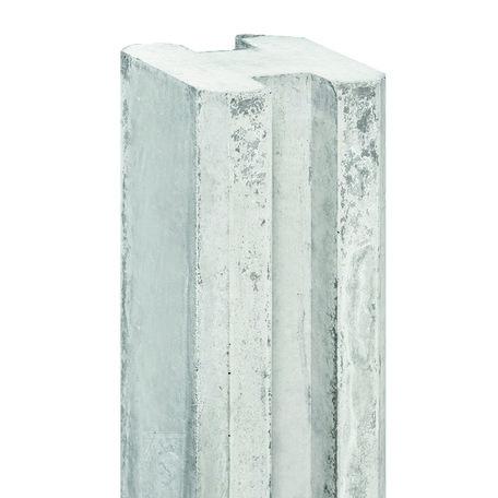 Betonpaal sluifpaal grijs, 11.5x11.5x316cm Eindmodel