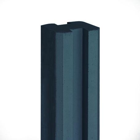 Betonpaal sluifpaal Gecoat, 11.5x11.5x316cm Hoekpaal