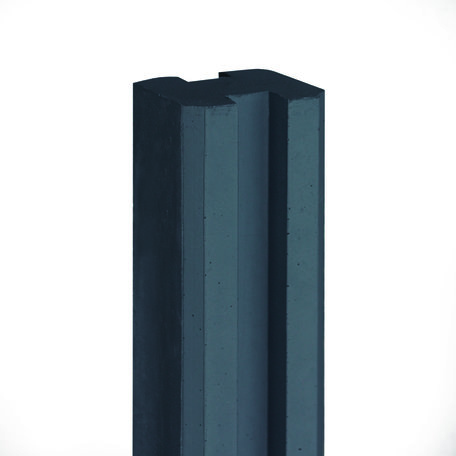 Betonpaal sluifpaal Gecoat, 11.5x11.5x316cm Eindmodel