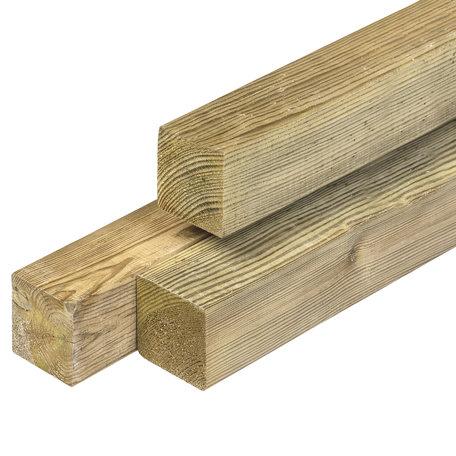 pergolapaal 6.8x6.8x180cm geschaafd 4rh