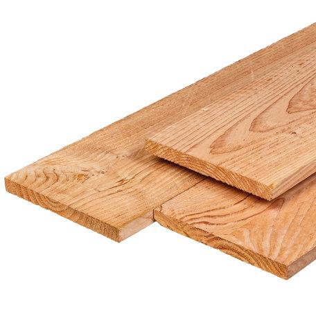 Lariks/douglas kantplanken 2.2x20.0x400cm
