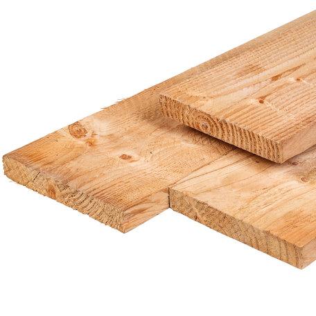 Lariks/douglas kantplanken 3.2x20.0x400cm