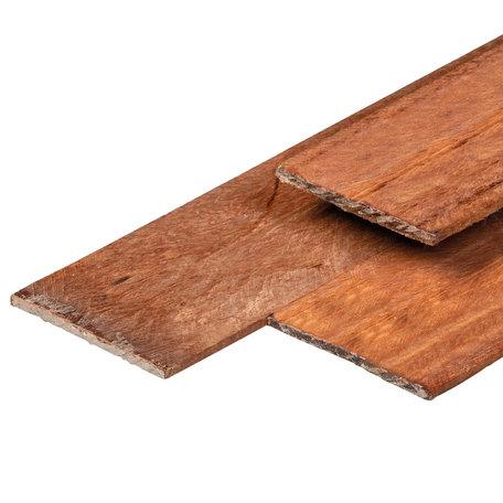 Hardhouten strips fijnbezaagd 0.6x10.0x400cm