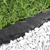 Kantopsluiting MA Edge zwart gecoat 6(10) x 106cm