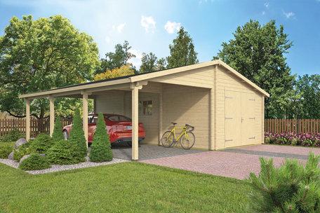 Garage-Carport Berggren