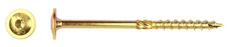 Houtconstructieschroef Ø8.0x260mm