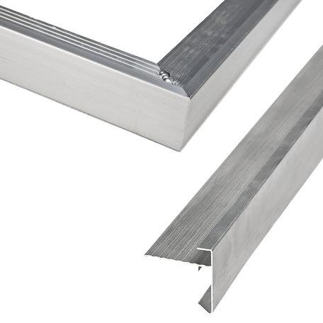 Aluminium daktrim set Casper