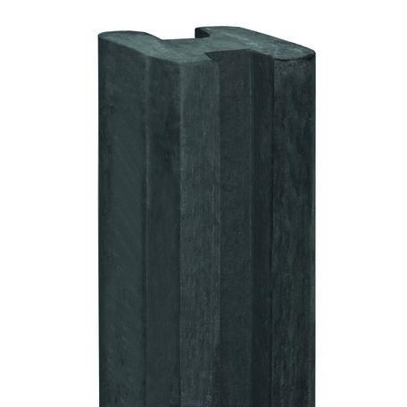 Berton©-sleufpaal antraciet tussenmodel 250