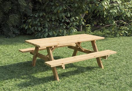Picknicktafel Basis