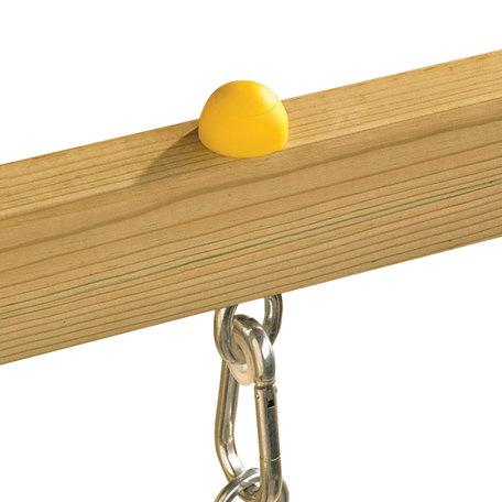 Bolt Caps geel