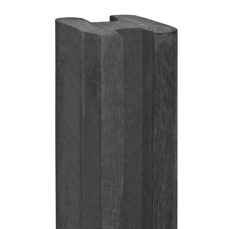 Berton©-sleufpaal gecoat eindmodel 284