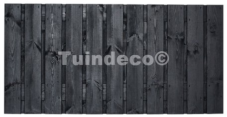 Tuinscherm Dresden H90xB180cm