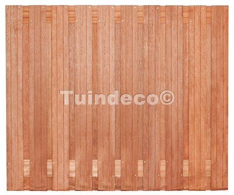 Tuinscherm Dronten H150xB180cm