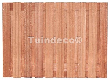 Tuinscherm Dronten H130xB180cm