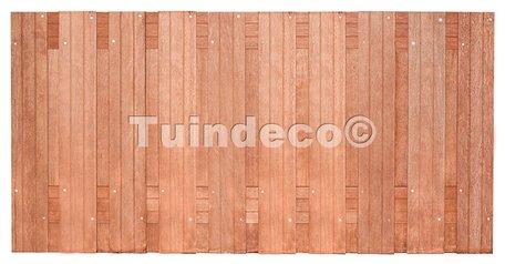 Tuinscherm Dronten H90xB180cm