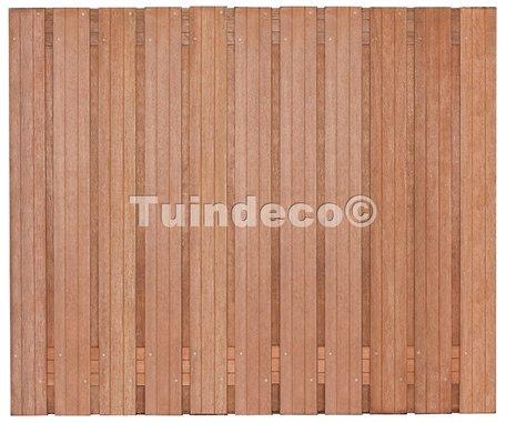 Tuinscherm Hoorn H150xB180cm