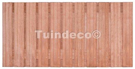 Tuinscherm Hoorn H90xB180cm