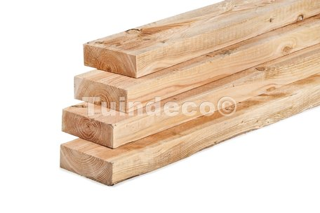 Lariks/douglas timmerhout 4.5x7.5x400cm