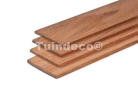Hardhouten strips fijnbezaagd 0.6x10.0x300cm