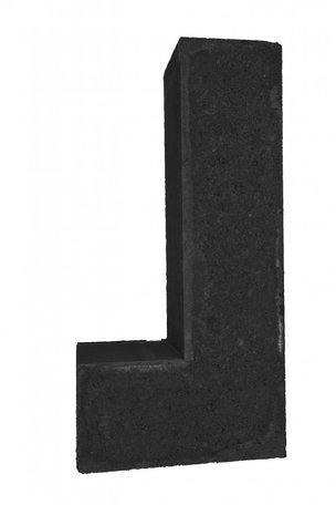 Linia hoek 60x30x15cm Nero Excellence