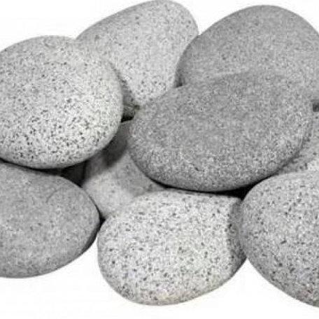 Beach pebbles 40-60mm grijs 25kg