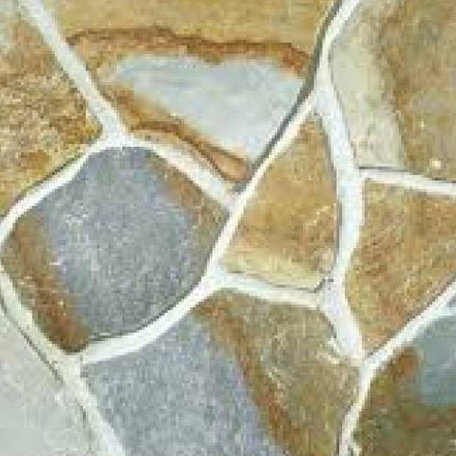 Flagstones Karistos Green 20-35mm 20m²