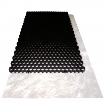 Trudigravel 120x80x3cm / doek 70 gr/m² zwart