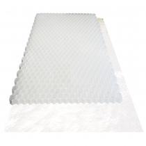 Trudigravel 120x80x3cm / doek 70 gr/m² wit