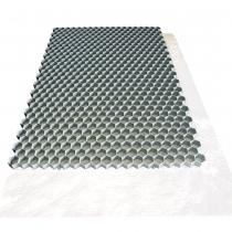 Trudigravel 120x80x3cm / doek 70 gr/m² grijs