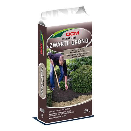 DCM Zwarte grond 25 ltr per 5 zakken