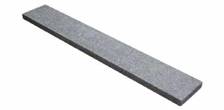 Basalt (G684) vijverrand Gezoet/Facet 100x15x3cm