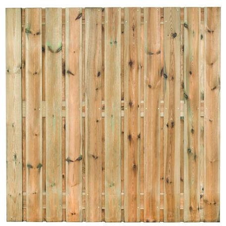 Tuinscherm 21 planks Zaltbommel 180x180cm