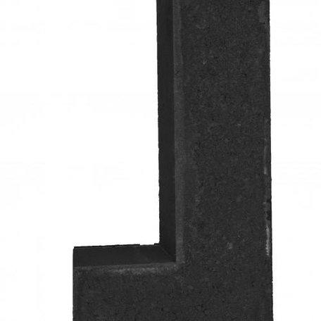 Linia hoek 56x28x14cm Nero Excellence