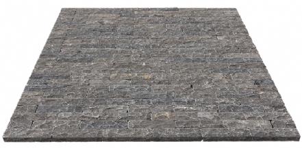 Chinees Hardsteen 20x5x5cm (wf) Gekapt/Getrommeld