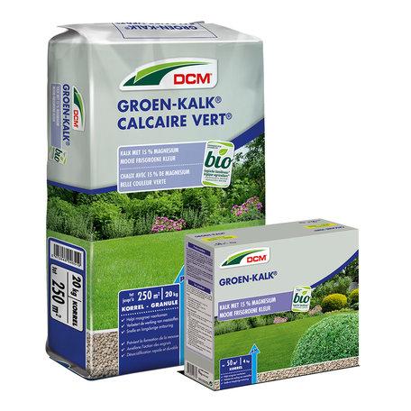 DCM Groen-Kalk 4kg