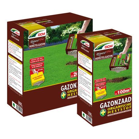 DCM Graszaad Riparo Plus (Herstel+Meststof) (1,3kg)