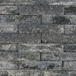Catrock 32,5x12x10cm Grijs/Zwart